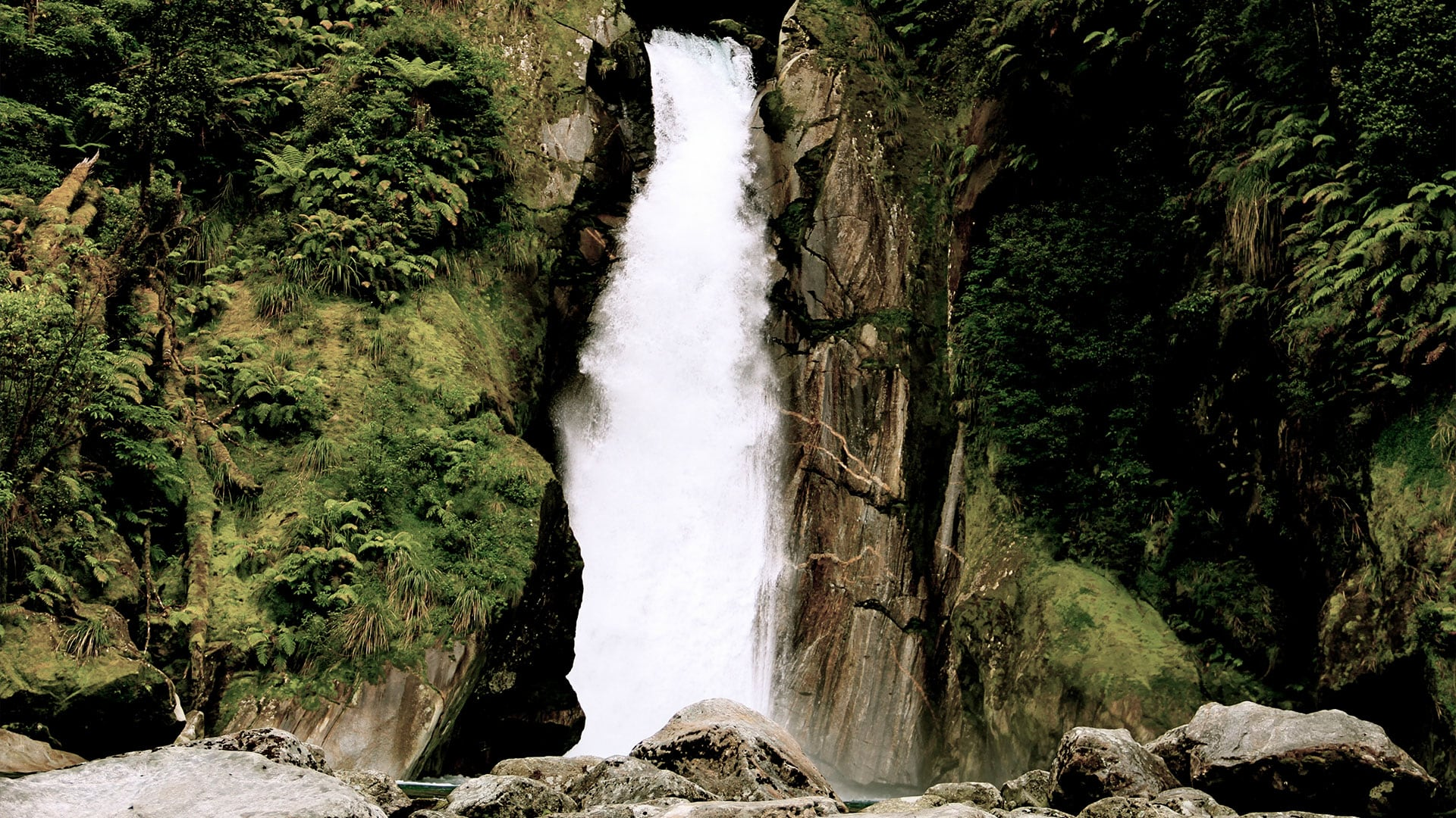 new-zealand-water-journey-fresh-waterfall